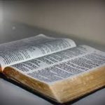 'Reading the Bible' – 29th October, 21st Sunday after Trinity
