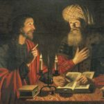 'A tale of two Pharisees' – 27th May, Trinity Sunday