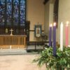 'Standing on the shoulders of giants' 13th December 2020 Evening Prayer – 3rd Sunday of Advent